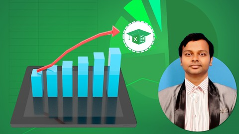 [100% Off UDEMY Coupon] – Excel Microsoft Excel – 5 Levels Mastery Course 19+ hours