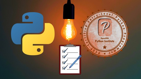 [100% Off UDEMY Coupon] – Python PCEP: Pass Certified Entry-Level Python Programmer