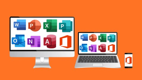 [100% Off UDEMY Coupon] – Mega Microsoft Office Course | Covers Seven Office Products